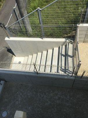 五ケ丘階段
