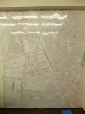 大型住宅地図